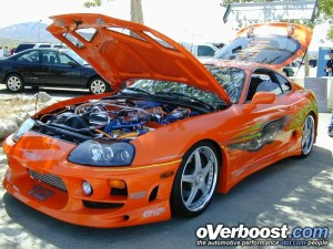 "The Famous ""Fast And Furious"" Supra"